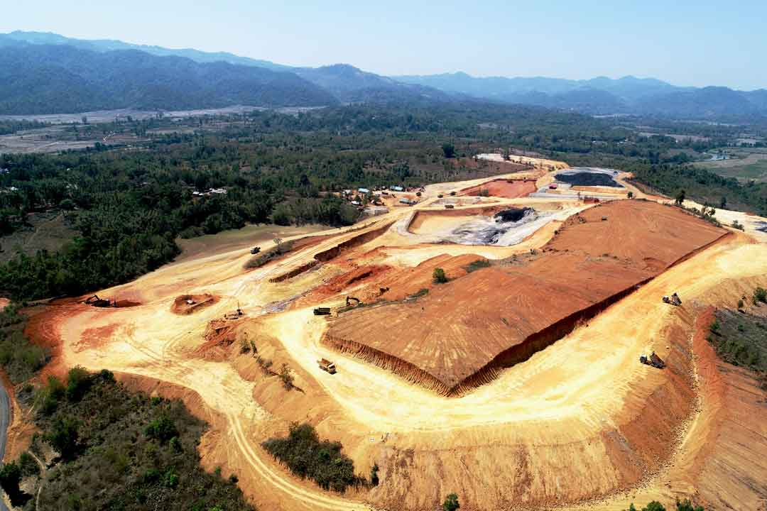 Na-Hoak Coal Mine Project