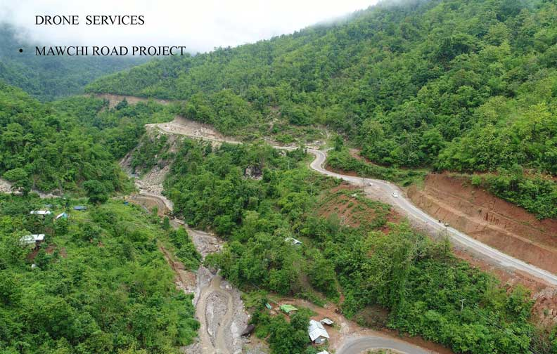 TAUNGGYI-NYAUNG SHWE ROAD PROJECT